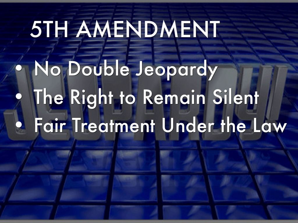 this photo explains everything the 5th amendment gives us the