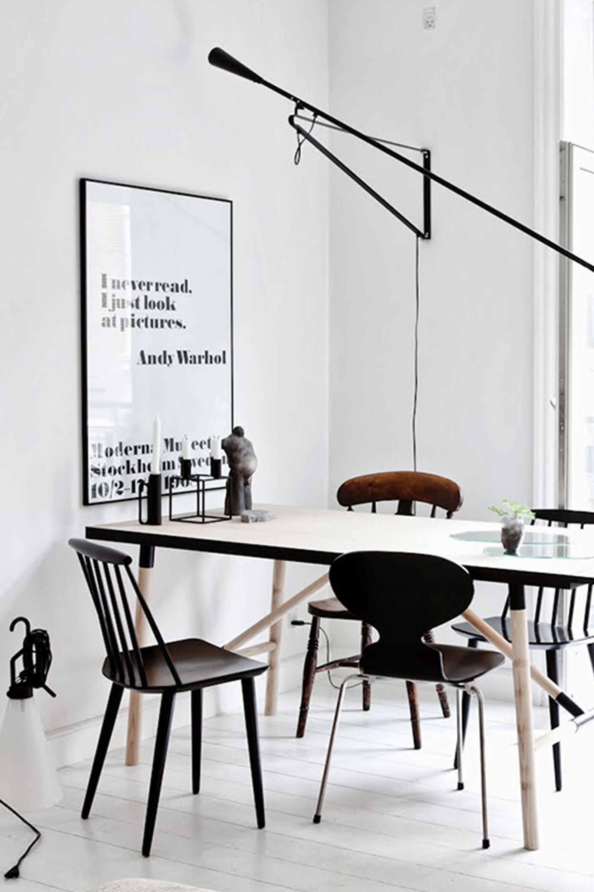 A Classic Wooden Chair Design Made Of Solid Beech Hay J77 Dining Chair By Scandinavian Designer Folke Palsson In 2020 House Interior Interior Home Decor