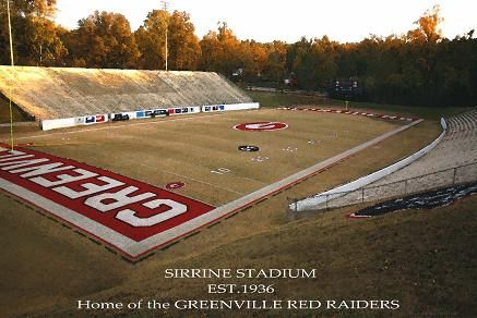 Sirrine Stadium In Greenville Sc A Great Place To Watch My Boys