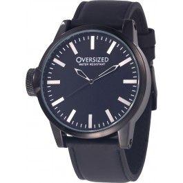 837ca81e43d Relógio de Pulso Masculino Social Oversized Wall Street 49mm (Dark+Black)