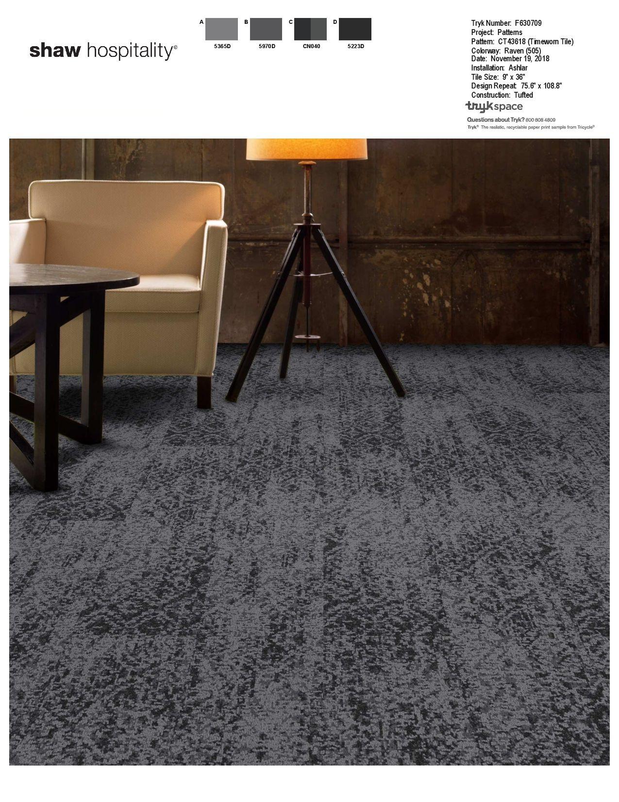 F630709 Shaw Hospitality Carpet Home Decor Shaw Hospitality