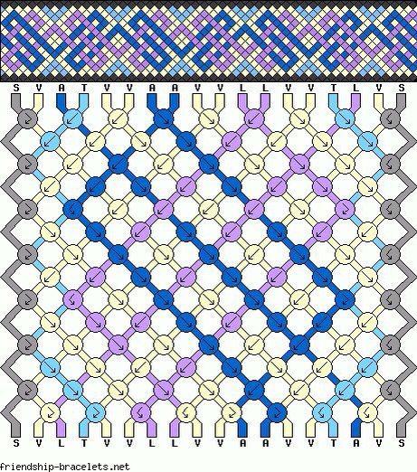Macrame pattern