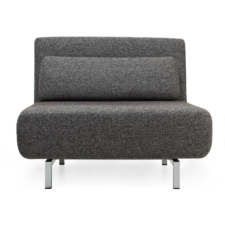 Wondrous Fresco Convertible Lounger Charcoal Abc Carpet Home Lamtechconsult Wood Chair Design Ideas Lamtechconsultcom