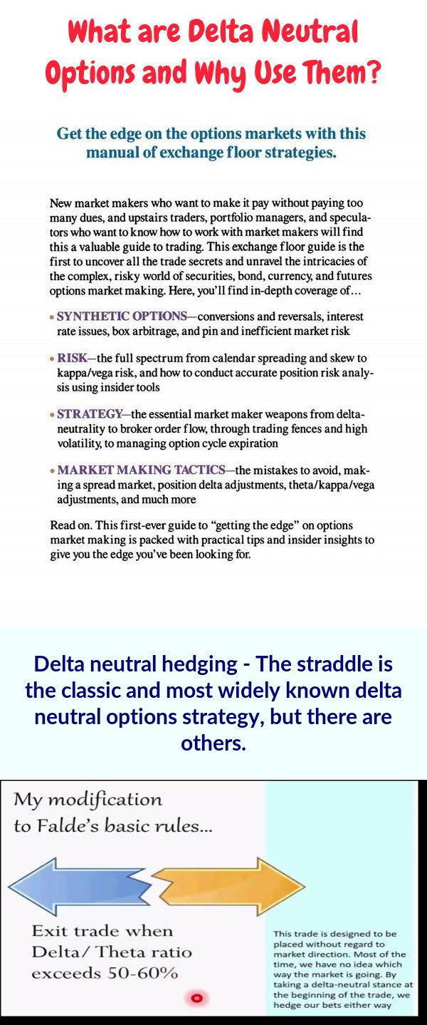 What is a Delta Neutral Trading Strategy? | Investormint