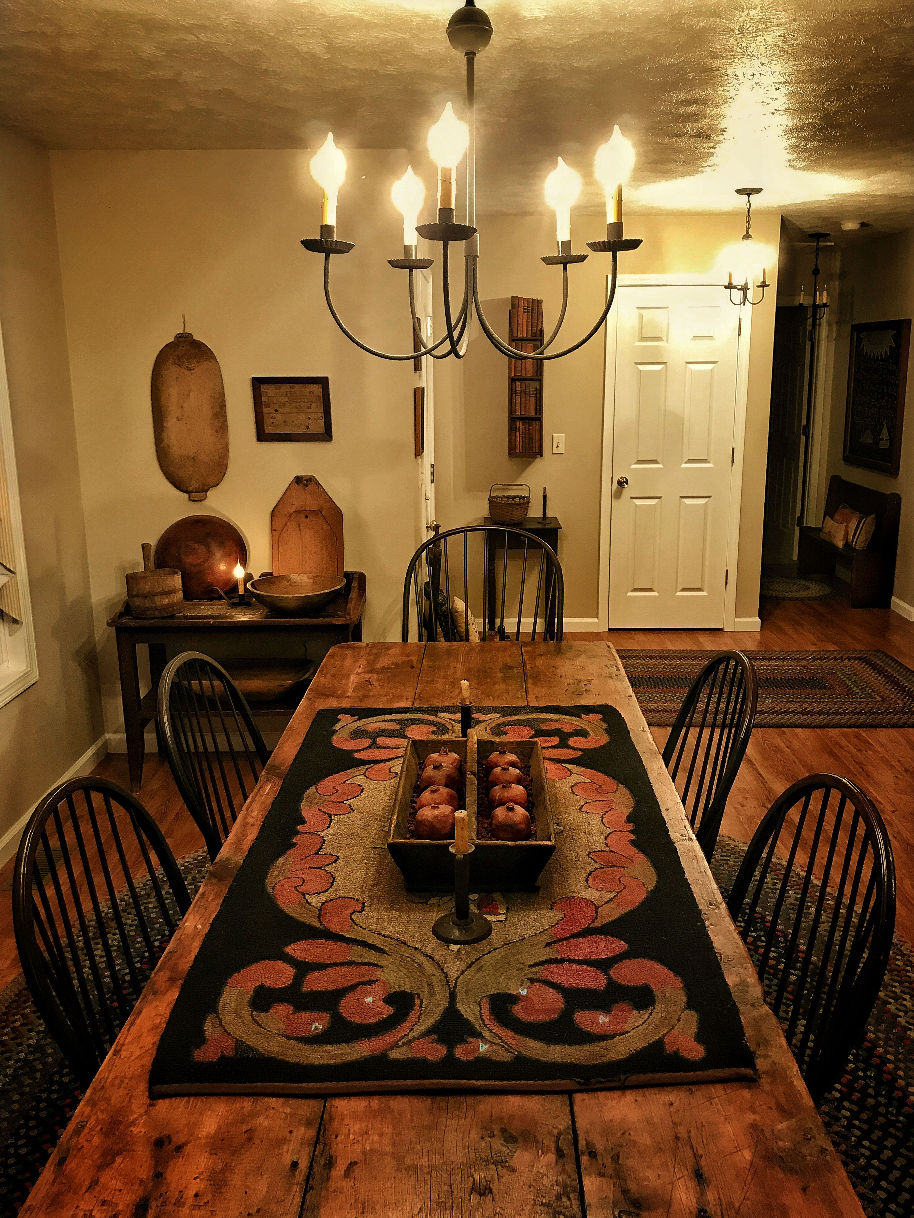 Dining Room Colonial Dining Room Primitive Dining Rooms Lounge Furniture Design
