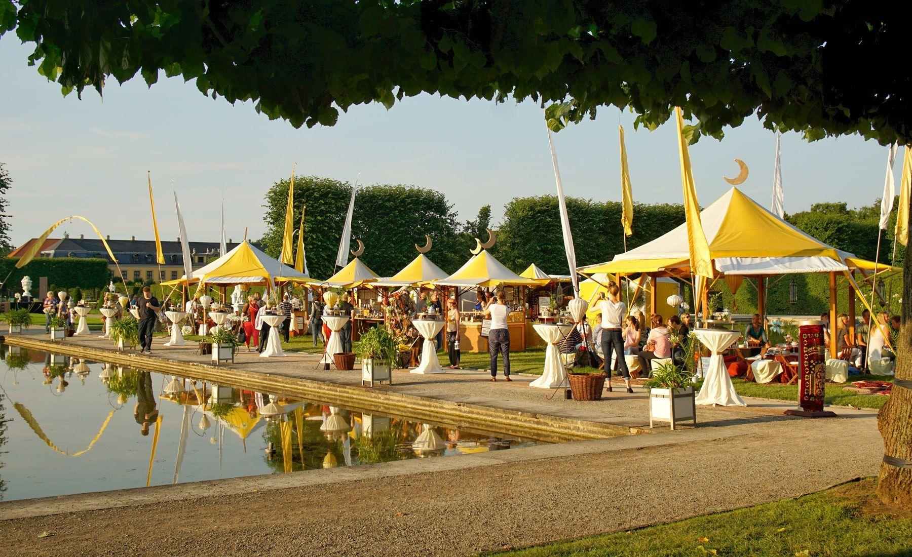 Kleines Fest Im Großen Garten 2021 Tickets