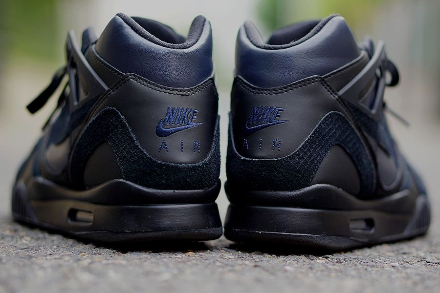 nike air tech challenge ii obsidian Noir 4 Baskets Pinterest