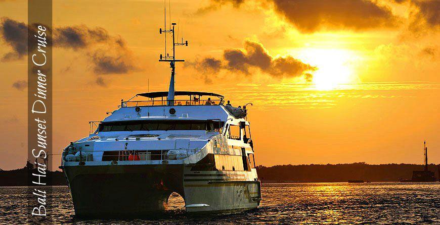 Sunset Dinner Cruises Bali Tours Com Dinner Cruise Bali Cruise Bali Sunset