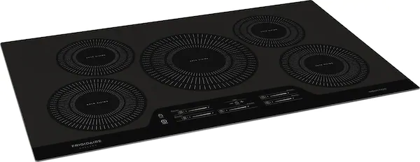 Frigidaire Gallery 36 Induction Cooktop Black Fgic3666tb Induction Cooktop Frigidaire Gallery Cooktop