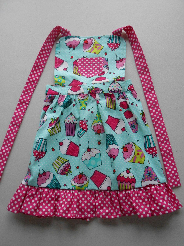 Apron for Kids, Kids Apron, Cooking Apron, Cute Apron, Children\'s ...