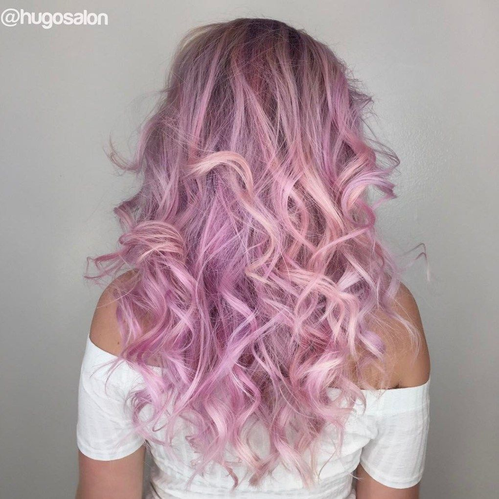 cool pastel hair colors in every shade of rainbow pastel hair