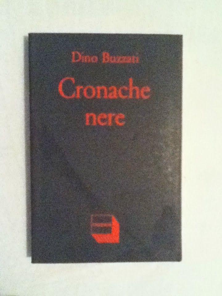BookWorm & BarFly: Cronache nere - Dino Buzzati (1984)