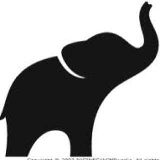 I want a really simple elephant tattoo. Elephants are a ...