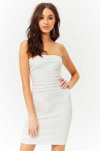 Mini Tube Dress | Tube dress, Dresses