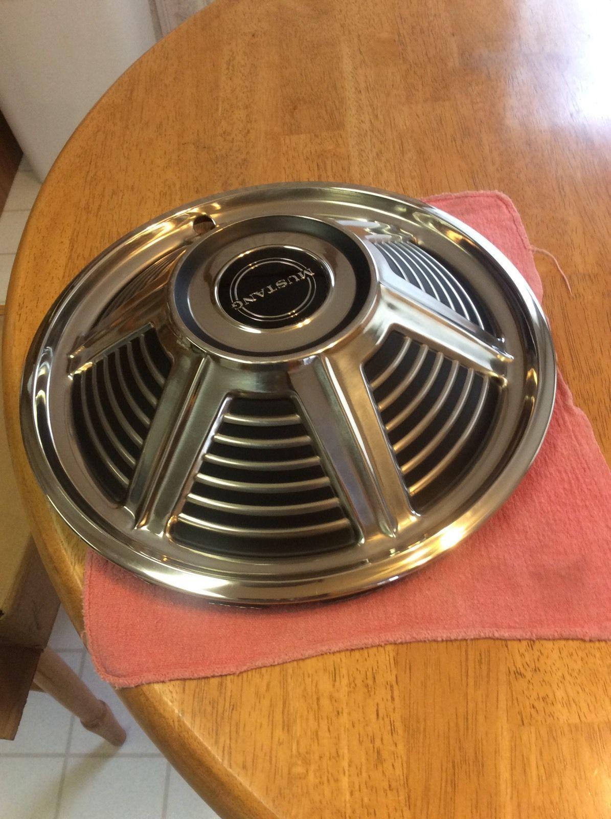 1965 ford mustang hub cap c5zz 1130 k ebay