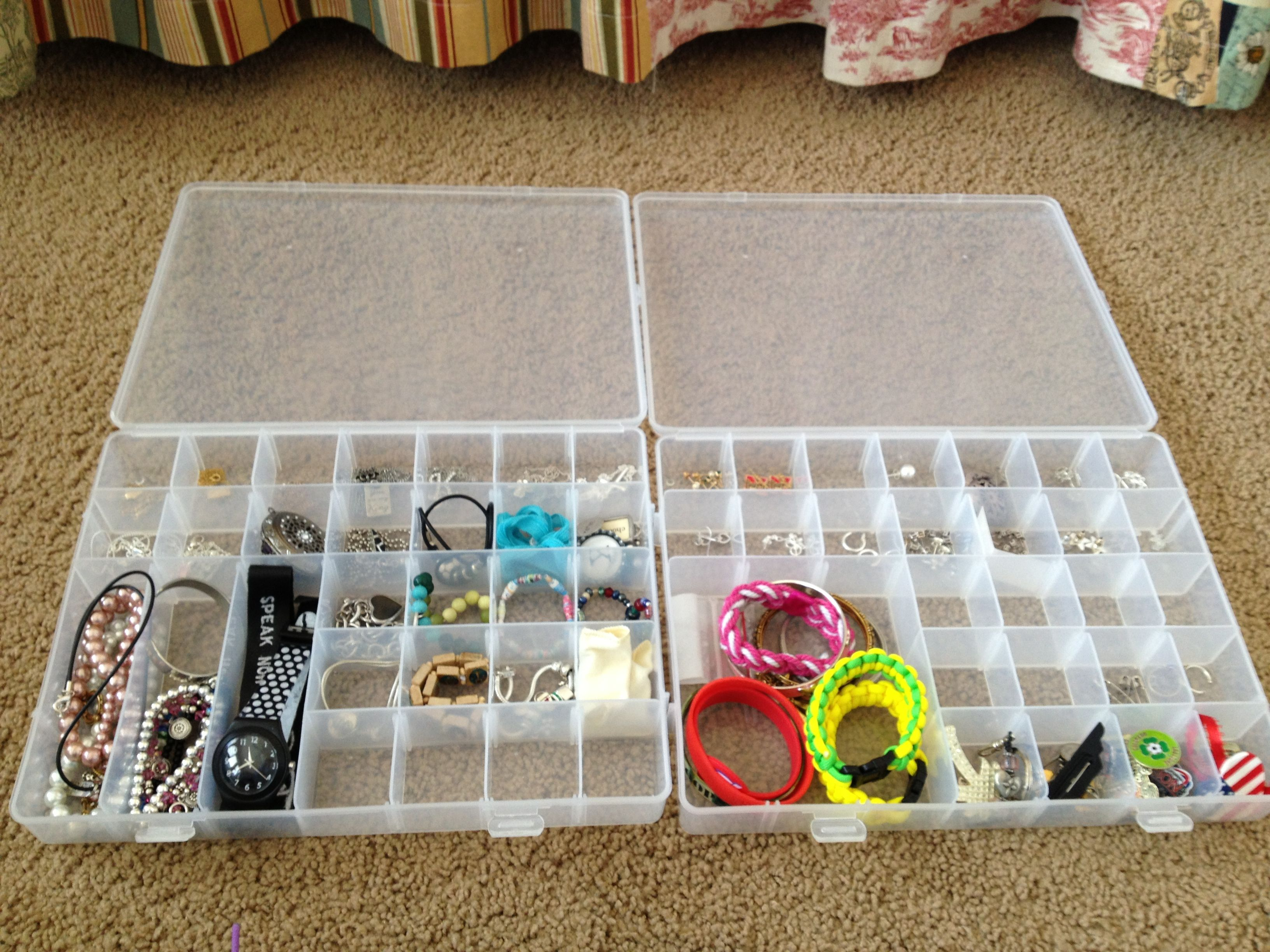 Ever Wonder How To Organize Your Jewelry So It Doesnt Get Tangled