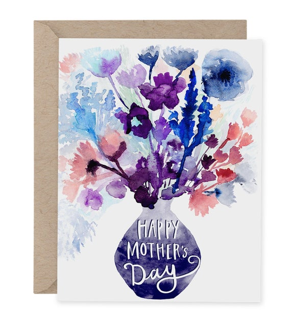 etsy mothers day wayer colourcards Google Search in 2020