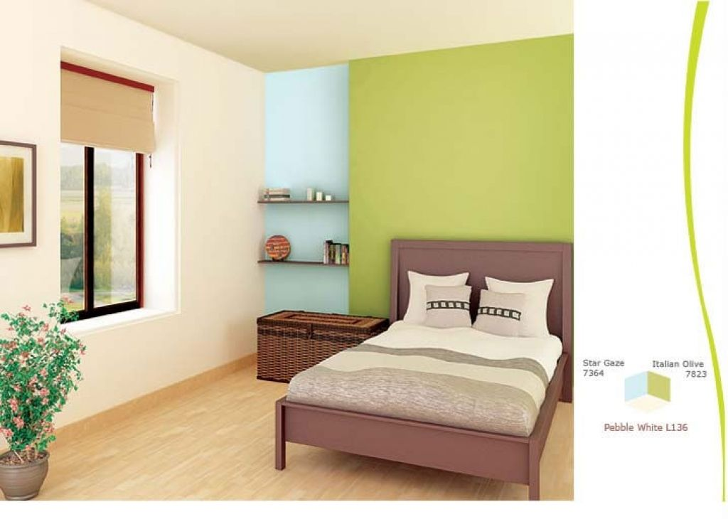 Try Soft Blue House Paint Colour Shades For Walls Asian Paints