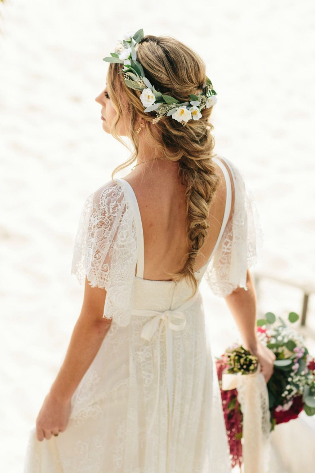 Real Bride-An Intimate Beach Wedding in Laguna Beach CA | Beach ...