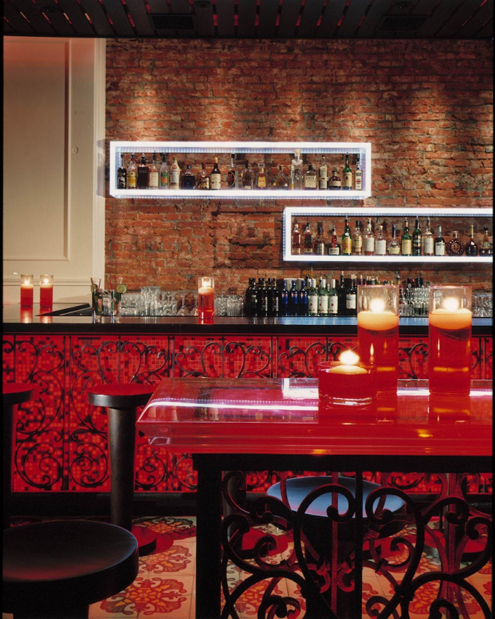The Bar At Alma De Cuba Alma De Cuba Philly Restaurants