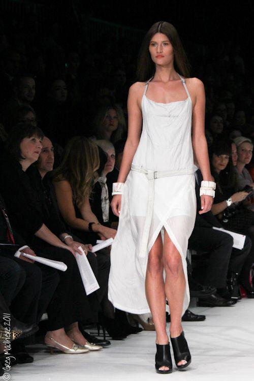 Holtz Renfrew - Photo by Greg Madhere -  Mercedes-Benz New York Fashion Week