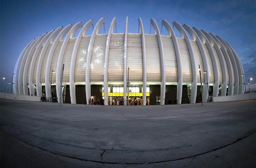Arena Zagreb Zagreb Croatia Sports Venue Zagreb Croatia Arena