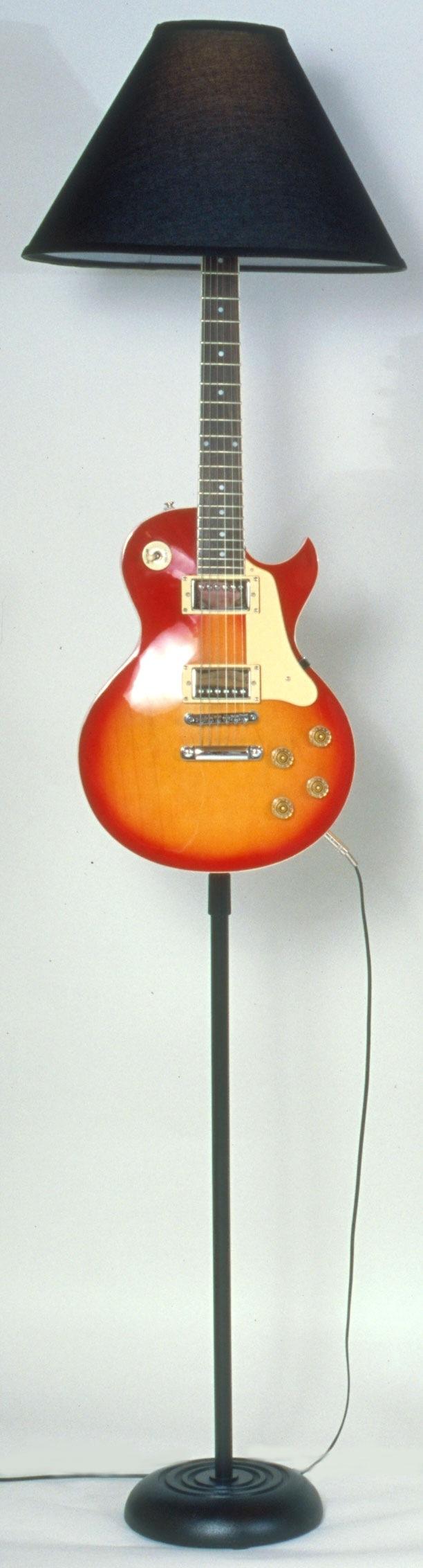 Les Paul Model Guitar Lamp Lamp Design