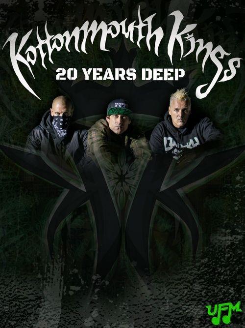Kottonmouth Kings 20 Years Deep Kottonmouth Kings Radio Rell Tickets Stanhope House Main Strange Music King Stanhope