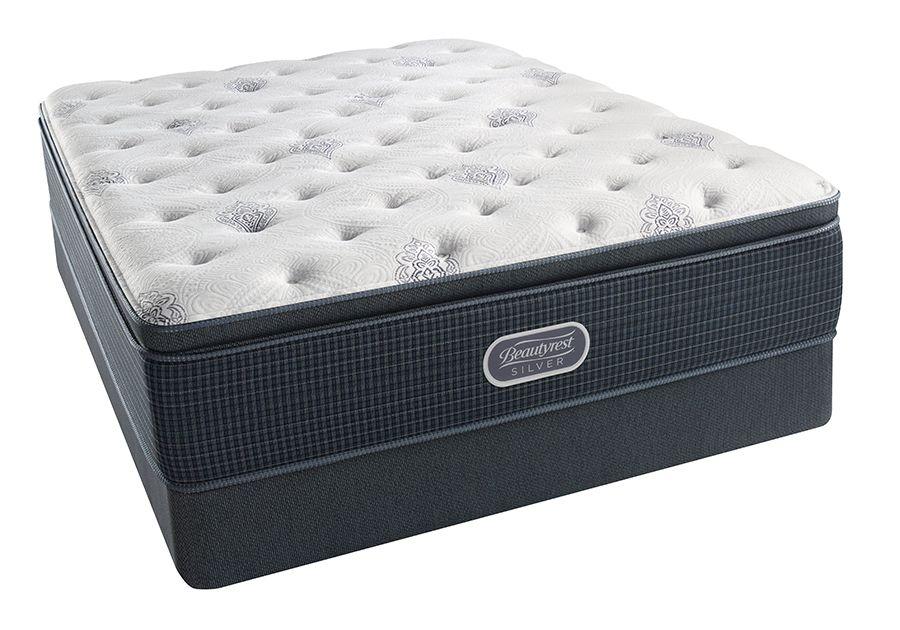 Beautyrest Chesapeake Bay Queen Luxury Firm Pillow Top Mattress