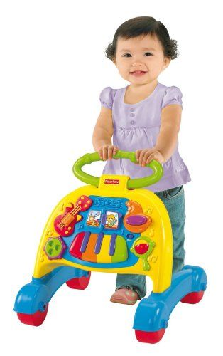 Buy Fisher Price Brilliant Basics Musical Activity Walker At