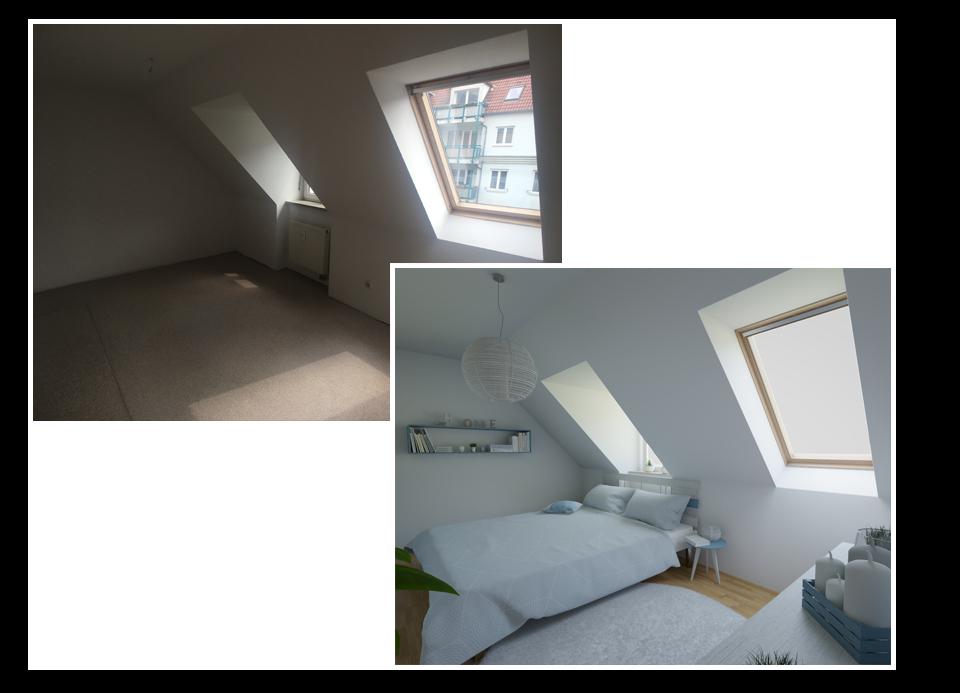 Maritimes Schlafzimmer ~ Vorher nachher bild schlafzimmer im maritimen stil* der neue