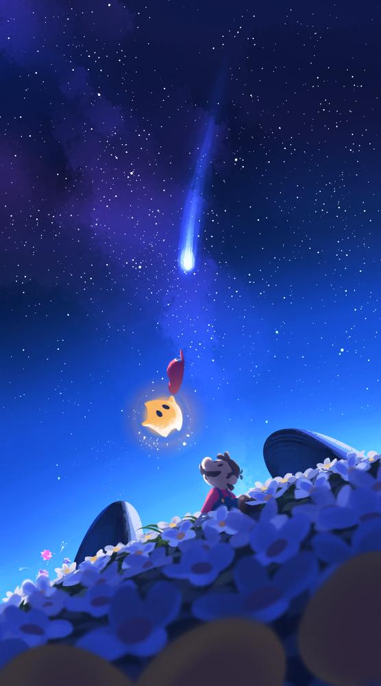 Gateway Mini Art Print By Danfango Without Stand 3 X 4 Mario Art Super Mario Art Super Mario Bros