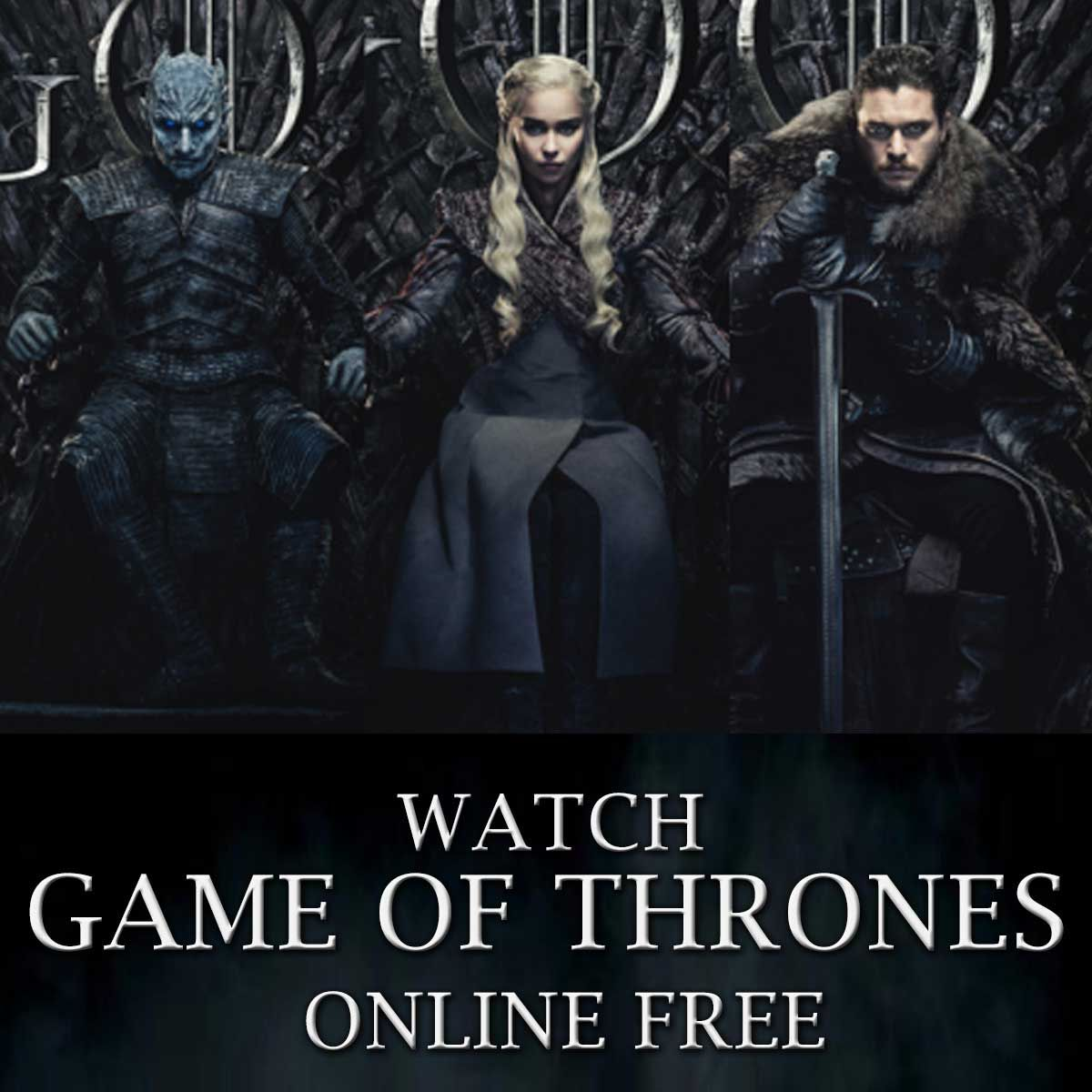 sites to watch game of thrones online free