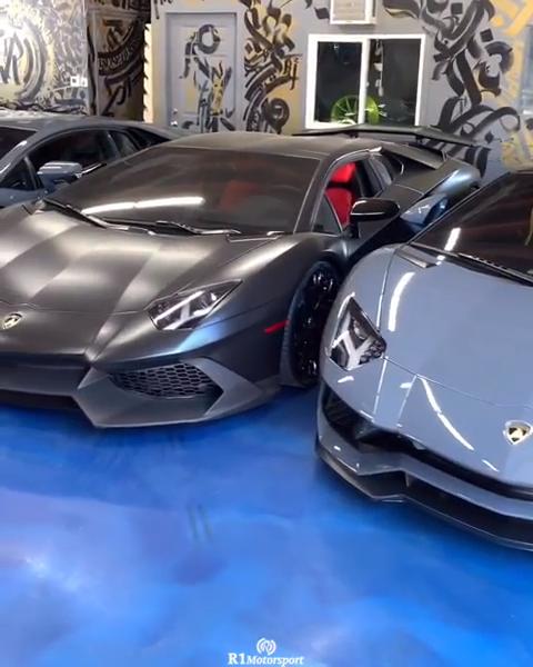 Photo of Lamborghini vs. Bugatti