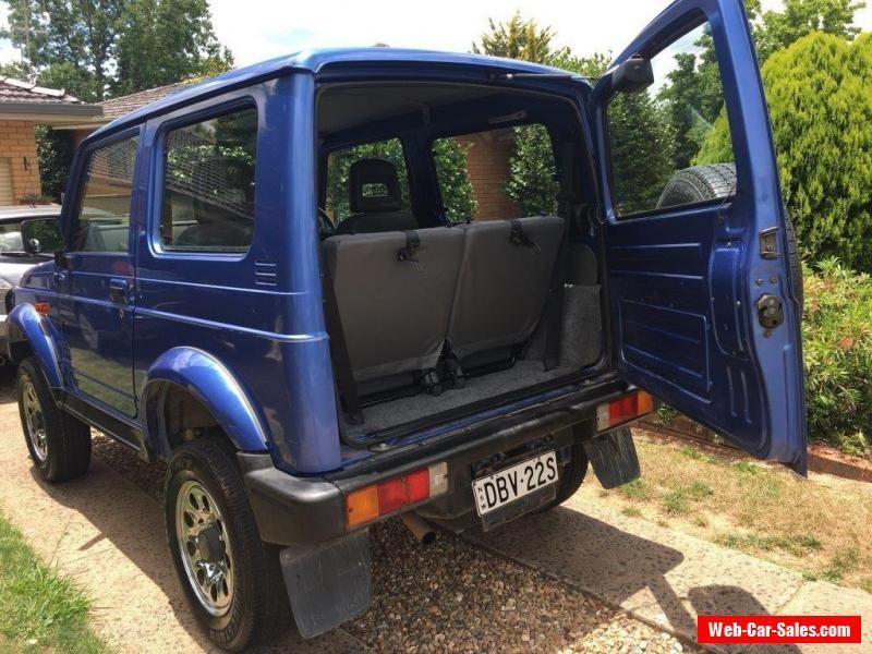 1997 Suzuki Sierra SJ80V very low mileage excellent condition ...