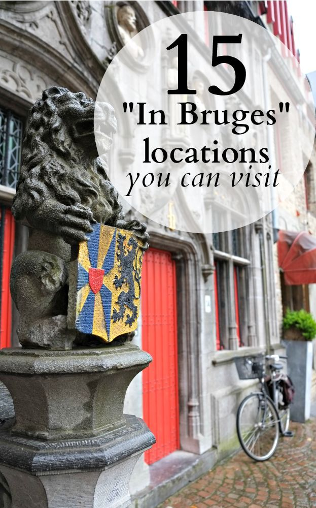15 cool In Bruges movie locations you can visit now Colin