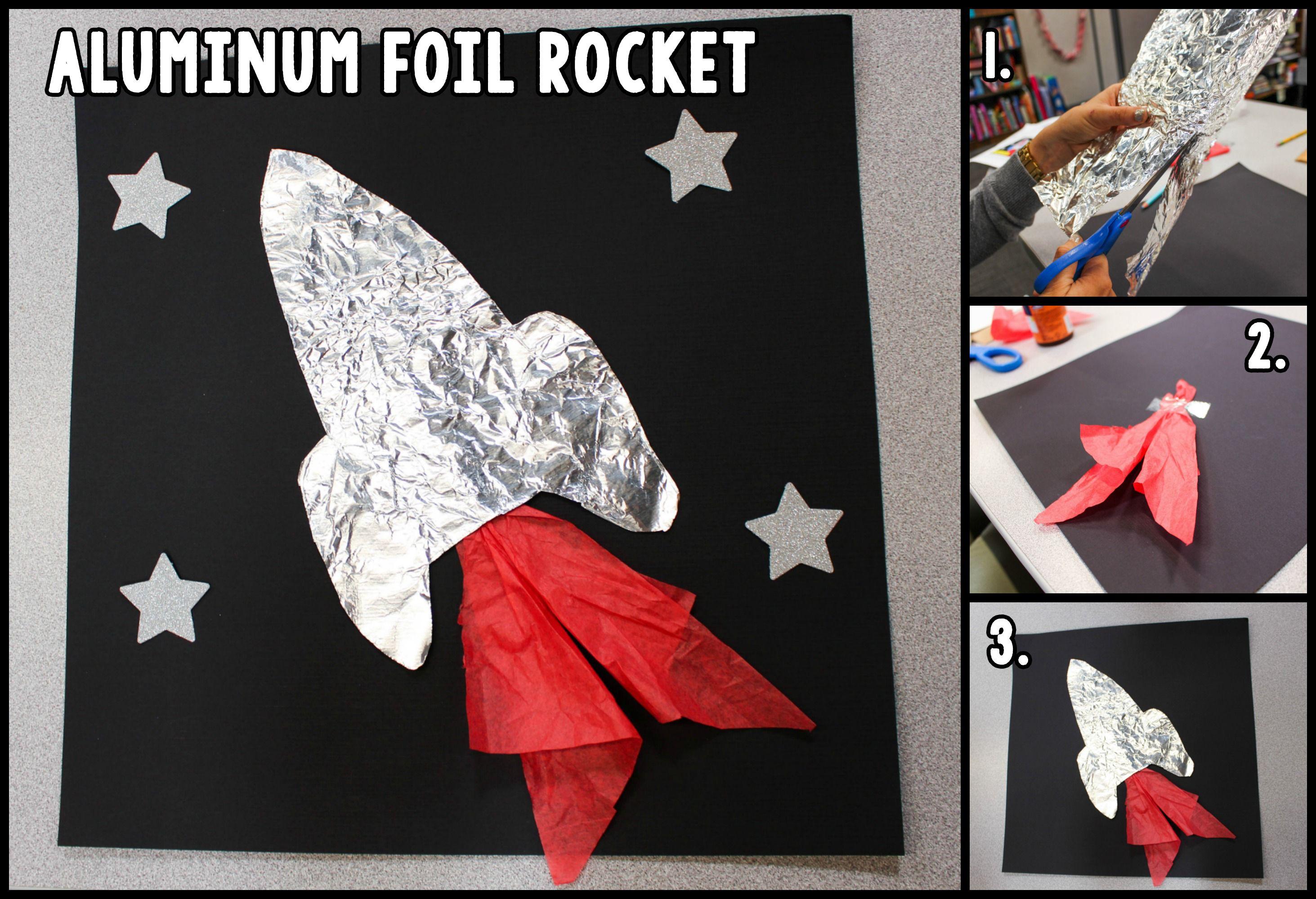 Ocean Animal Crafts Space Crafts Rocket Craft Ocean Animal Crafts