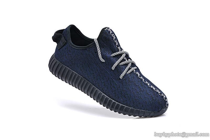 Mens Boost Adidas Yeezy Boost Mens 350 Low Kanye West Deepblue cheapshoes 7d40ae