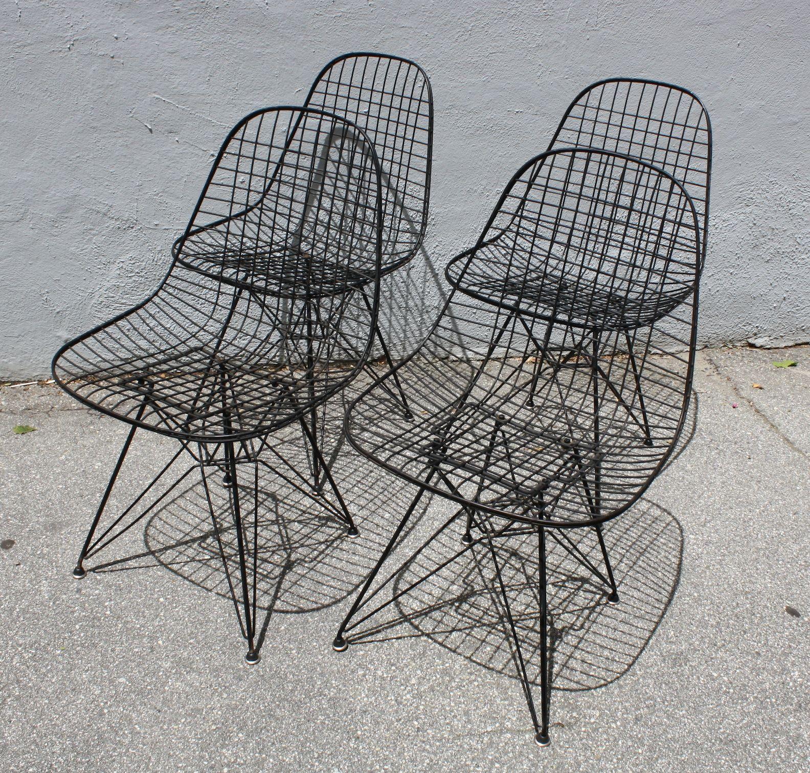 herman miller dkr charles and ray eames vintage furniture