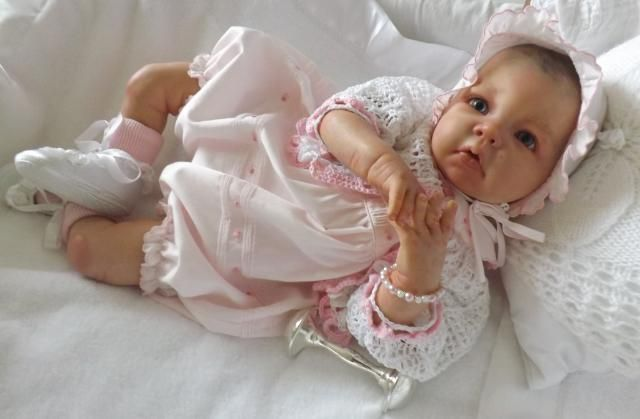 Reborn Baby By Judy Gray Of Kisses From Heaven Nursery Uk