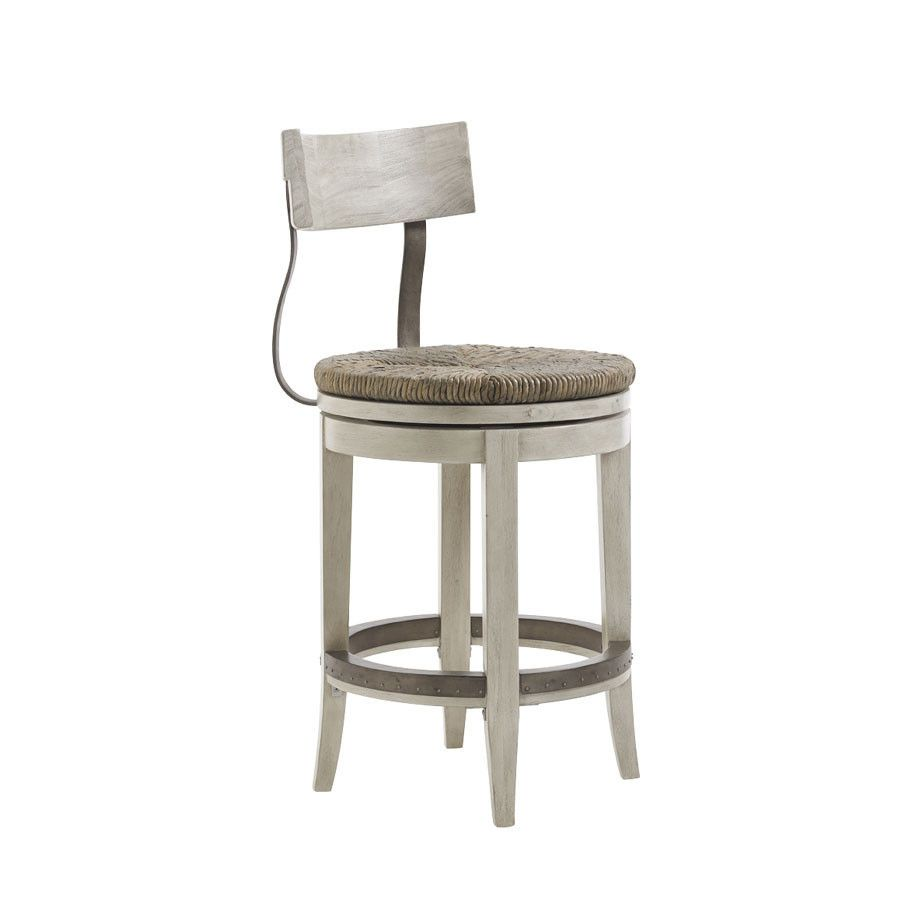 Oyster Bay Swivel Counter Stool Swivel Counter Stools Swivel