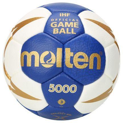 aba2a0d25 Bola de Handebol Molten H3X5001-BW