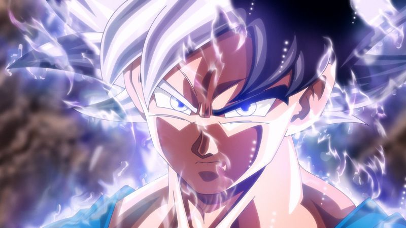 Ultra Instinct Goku Dragon Ball Super 4k Dragon Ball Wallpapers Anime Dragon Ball Super Dragon Ball Super Wallpapers
