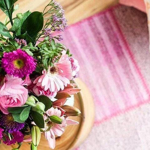 patchworkrug Cemra  #sukhimatot #pink #rug #matto #vaaleanpunainen