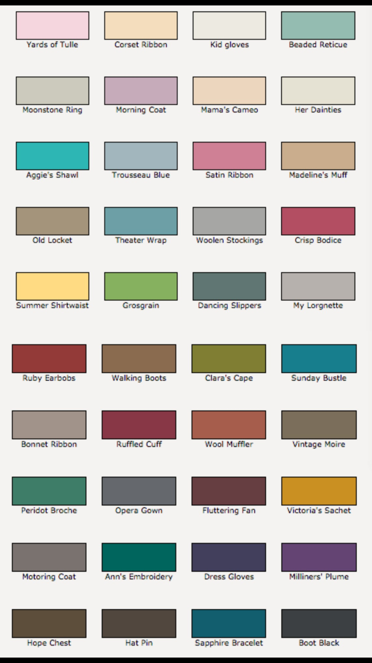 Pin By Shannon Reeves On Diy Rustoleum Chalk Paint Colours