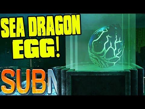 Awesome Subnautica Sea Dragon Egg Finding Warper Building Subnautica Precursor Gameplay Subnautica Sea Dragon Sea Dragon Dragon Egg