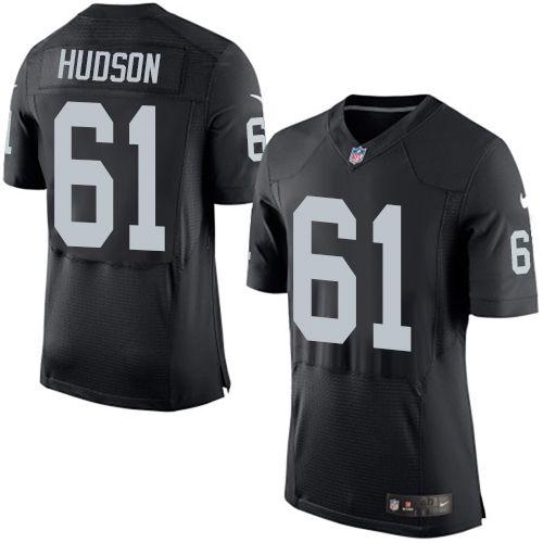 Men's Oakland Raiders #51 Bruce Irvin Black Team Color NFL Nike Elite Jersey