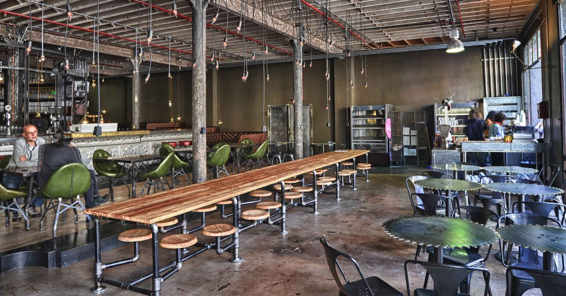 Our Hq Truth Coffee Roasting Best Coffee Shop Coffee Shop Modern Coffee Tables [ 1024 x 1955 Pixel ]