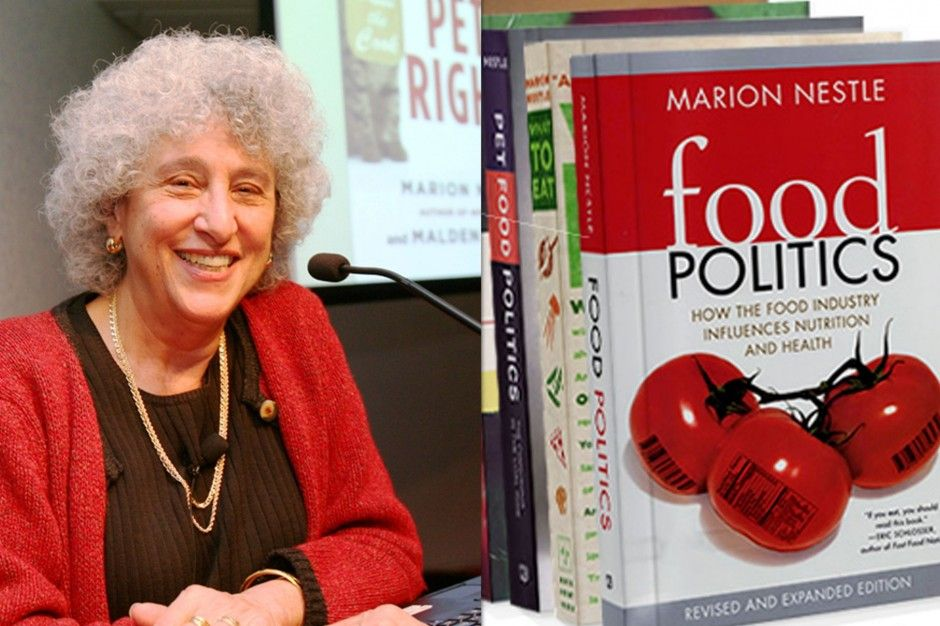 Marion Nestle Food Politics Pdf