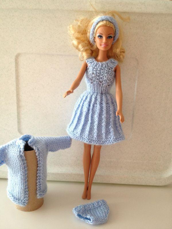 #crochetedbarbiedollclothes - delight